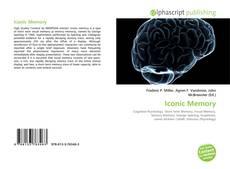 Buchcover von Iconic Memory