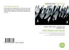 Обложка H2O (American band)