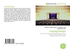 Capa do livro de Lessing Theater
