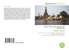 Bookcover of River Arun