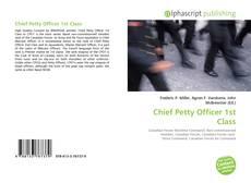 Copertina di Chief Petty Officer 1st Class