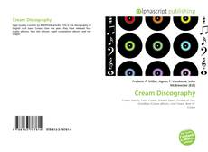 Bookcover of Cream Discography