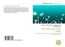 Bookcover of John Murray (1778–1843)
