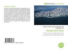 Capa do livro de Designated Place