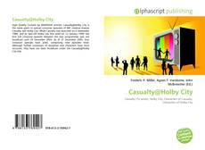 Capa do livro de Casualty@Holby City