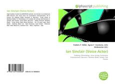 Bookcover of Ian Sinclair (Voice Actor)