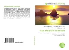 Bookcover of Iran and State Terrorism