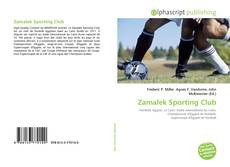 Bookcover of Zamalek Sporting Club