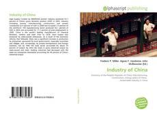 Buchcover von Industry of China