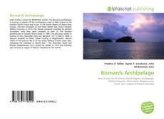 Bookcover of Bismarck Archipelago