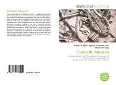 Portada del libro de Elisabeth (Musical)