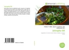Bookcover of Jatropha Oil