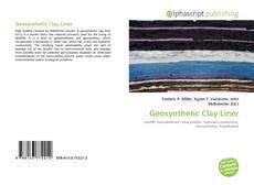Portada del libro de Geosynthetic Clay Liner