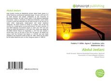 Buchcover von Abdul Jeelani