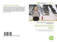 Bookcover of Internet in the United States