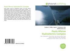 Borítókép a  Paulo Afonso Hydroelectric Complex - hoz