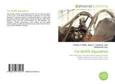 Buchcover von 1st Airlift Squadron