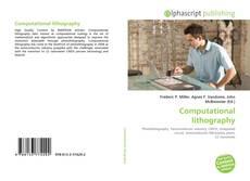 Couverture de Computational lithography