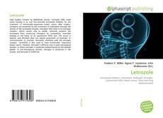 Letrozole kitap kapağı
