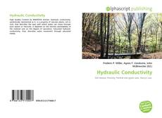 Portada del libro de Hydraulic Conductivity