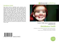 Bookcover of Deciduous Teeth