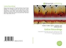 Обложка Iodine Recordings
