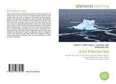 East Siberian Sea kitap kapağı