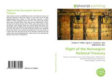 Bookcover of Flight of the Norwegian National Treasury