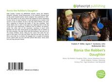 Bookcover of Ronia the Robber's Daughter