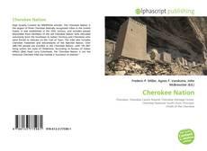 Buchcover von Cherokee Nation