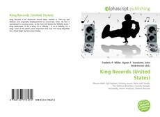 Bookcover of King Records (United States)