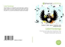 Bookcover of Label Fandango