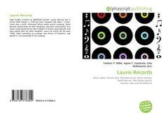 Laurie Records kitap kapağı