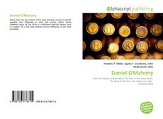 Buchcover von Daniel O'Mahony