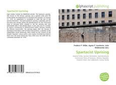 Buchcover von Spartacist Uprising