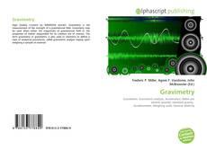 Bookcover of Gravimetry