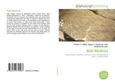 Bookcover of Bob Mathias