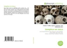 Josephus on Jesus kitap kapağı