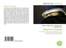 Capa do livro de Magician (Fantasy)