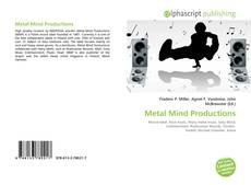 Metal Mind Productions kitap kapağı