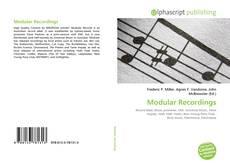 Обложка Modular Recordings