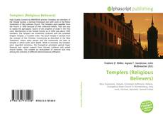 Buchcover von Templers (Religious Believers)