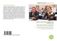 Bookcover of Société (Sociologie)