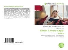 Buchcover von Roman d'Amour Anglo-saxon