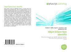 Objet Volant Non Identifié kitap kapağı