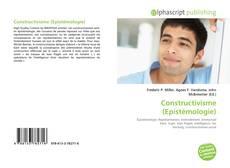 Couverture de Constructivisme (Epistémologie)