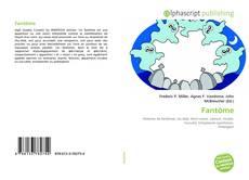 Buchcover von Fantôme