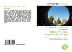 Couverture de History of African Americans in Chicago