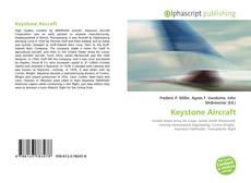Bookcover of Keystone Aircraft
