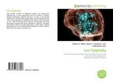 Bookcover of Lev Vygotsky